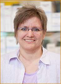 Monika Geiger - Ausfahrerin