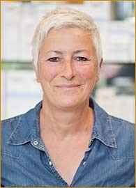Karin Kopp - Ausfahrerin